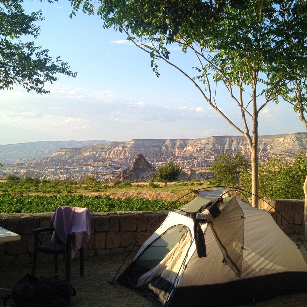 Cappadocia_Camping