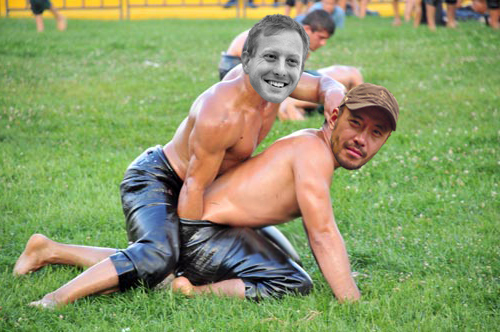 Kirkpinar_Oil_Wrestling